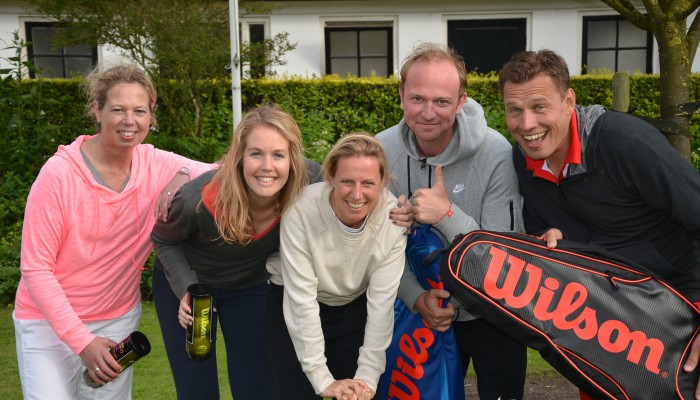 Leimonias Nederlands kampioen tennis Antea