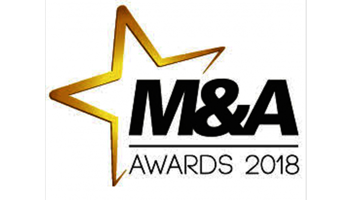 M&A Awards 2018 - logo