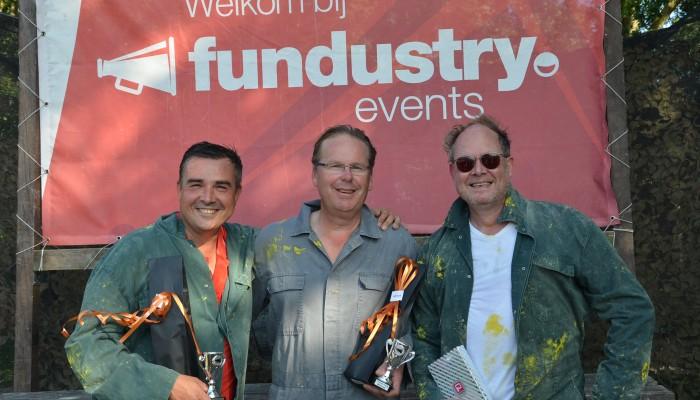 Fundustry Events - altijd willen winnen